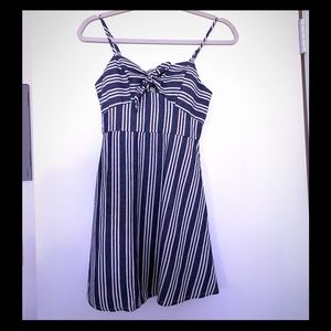 Nautical summer dress with pockets!!